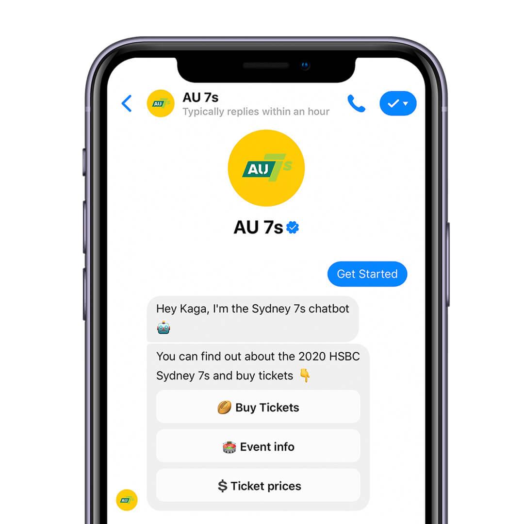 Rugby Australia / Aussie7s