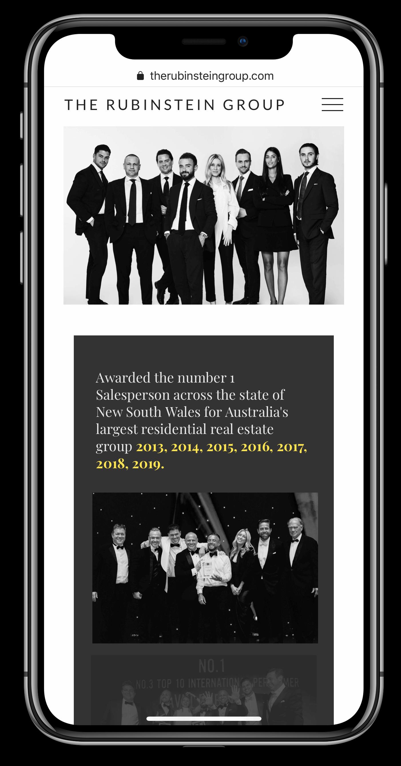 rubinstein-web-agency-sydney