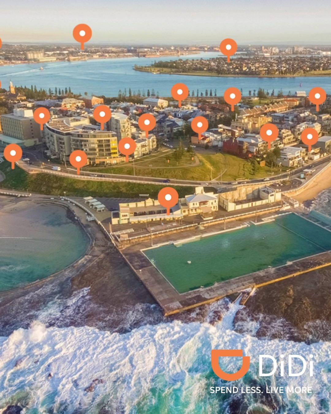 DiDi / Sydney launch