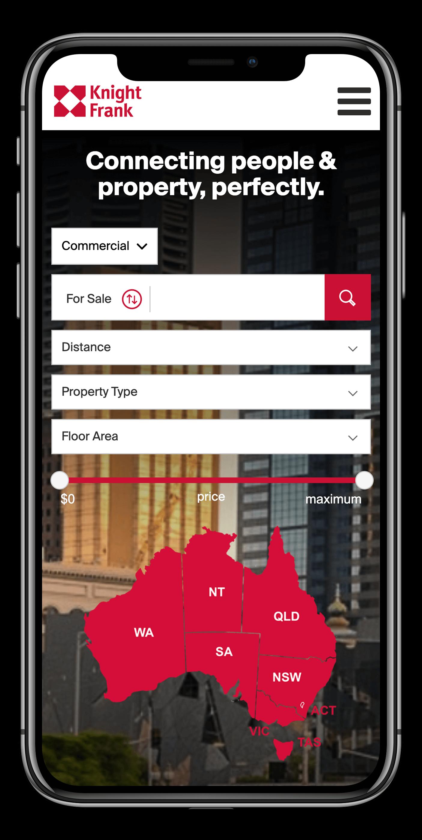 australian-website-design-agency-knightfrank_iphonepng