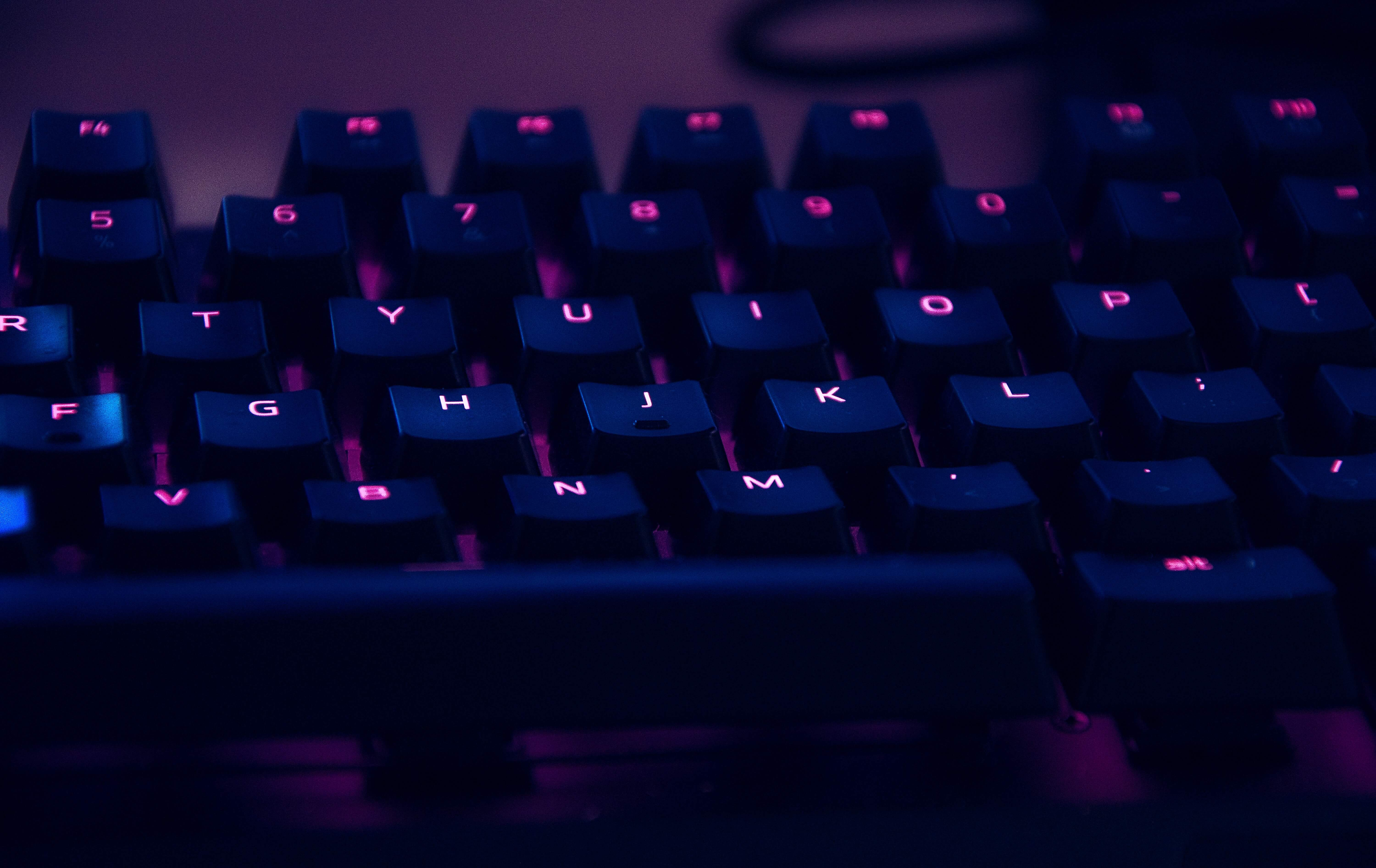 web-design-agency-photography-space66-tech-keyboard