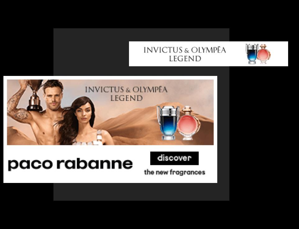 Paco Rabanne / banners