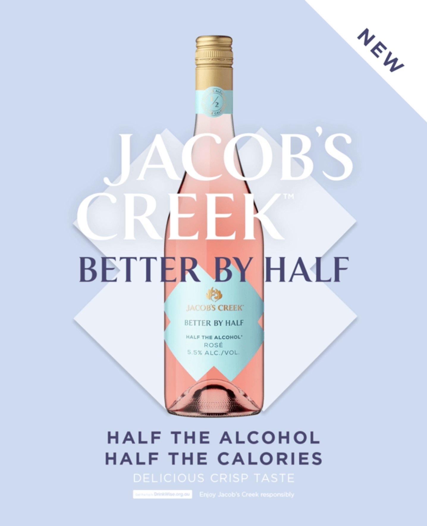 Jacobs Creek / Better By Half