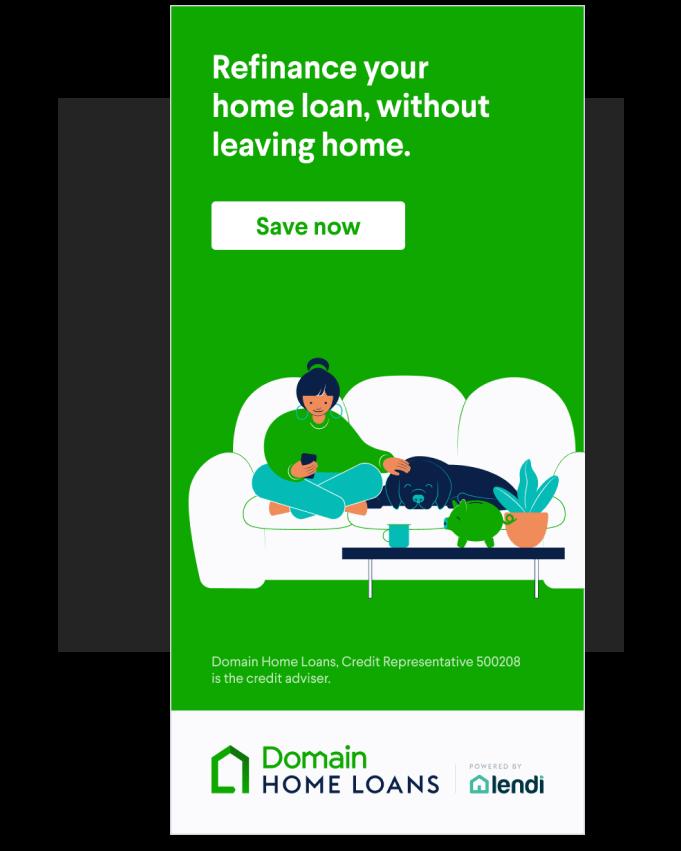 Domain / banners